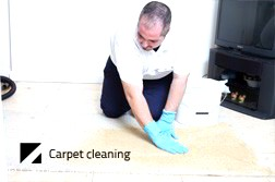 Carpet Dry Cleaning Melbourne 3000